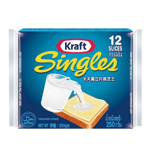 全球銷售No.1卡夫原味起司片-澳洲 1