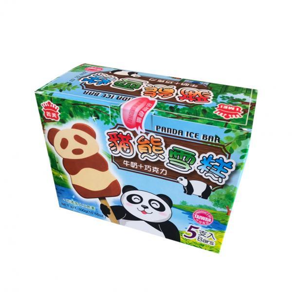 義美5入雪糕-貓熊雪糕(奶素) 1