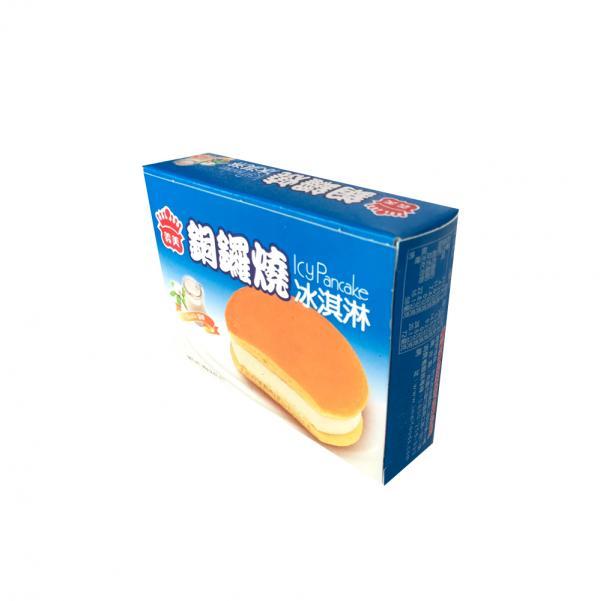 義美銅鑼燒冰淇淋-香草(奶素) 1