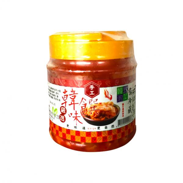 新品上市-韓味饌韓式泡菜 1