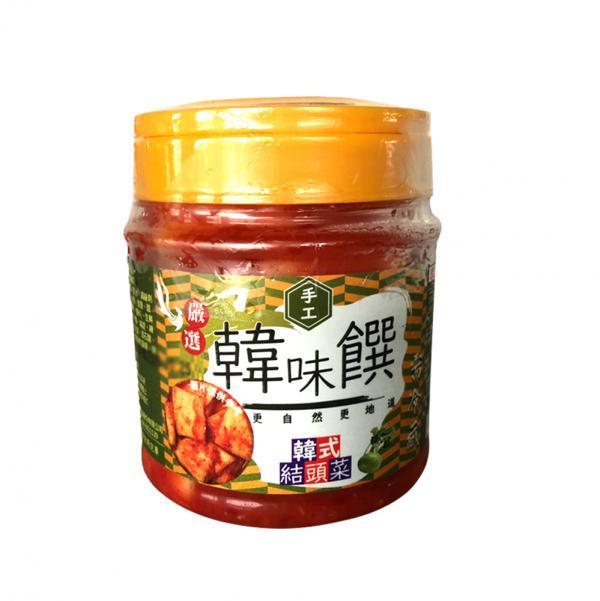 新品上市-韓味饌結頭菜 1