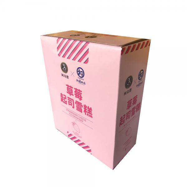 【阿奇儂&初鹿牧場】草莓起司雪糕4入 2