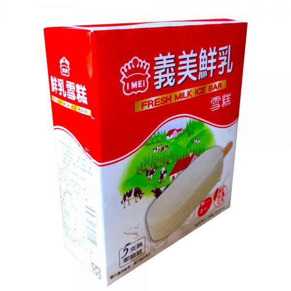 義美5入-鮮奶雪糕(奶素)(台灣生乳) 1